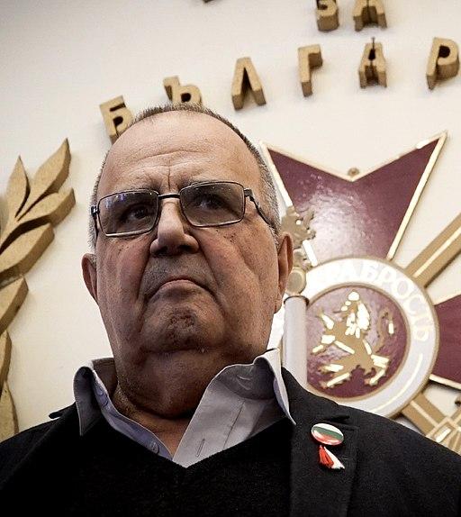 Bozhidar Dimitrov - prominent bulgarian historian