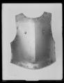 Bröstharnesk, troligen 1700-tal - Livrustkammaren - 27957.tif