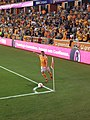 Brad Davis corner kick.jpg