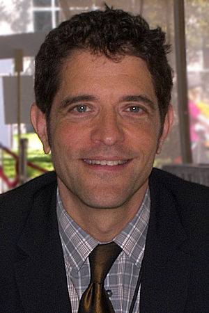 Brad Gooch - Brad Gooch at the 2009 Texas Book Festival.