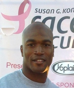 Bradie James - James in October 2009 at the Komen Race for the Cure
