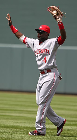 Brandon Phillips - Phillips in 2011