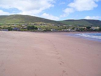 Brandon, County Kerry - Image: Brandon beach geograph.org.uk 219615