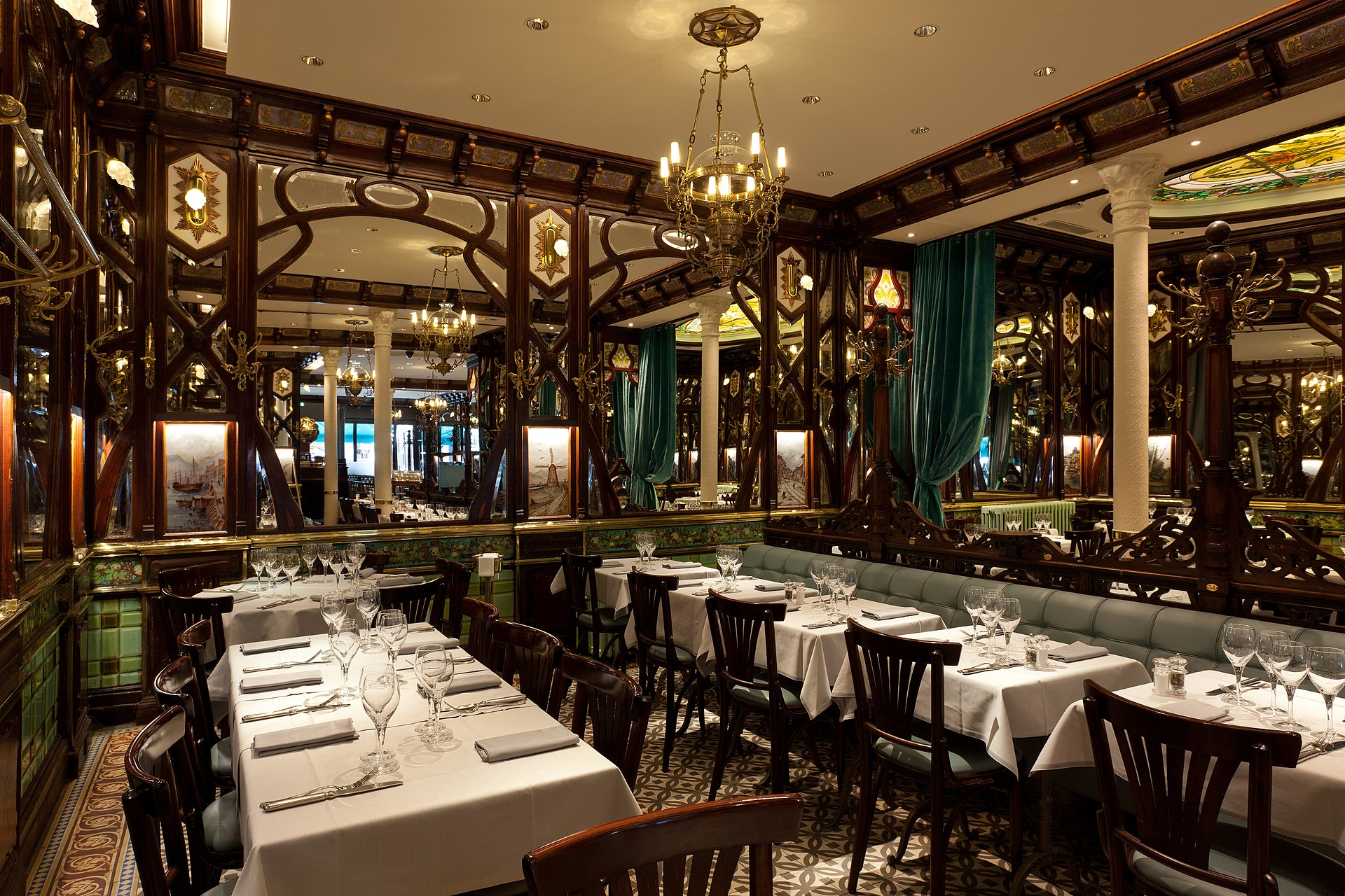 Restaurant Chez Vagenende