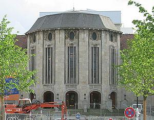 Oskar Kaufmann - Stadttheater Bremerhaven