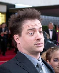 Brendan Fraser (april 2007)