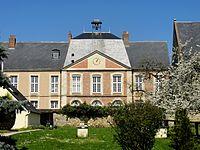 Bresles (60), château, façade sud 3.jpg