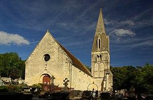 Bretteville-sur-Laize - Image: Breteville sur Laize Quilly