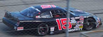 Brett Moffitt - 2008 ASALMS car