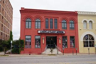 American Banjo Museum Musical instrument museum in East Sheridan Avenue, Oklahoma City
