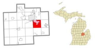 Bridgeport Charter Township, Michigan Charter township in Michigan, United States