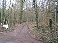 Bridleway on Goodley Stock Road - geograph.org.uk - 1755869.jpg