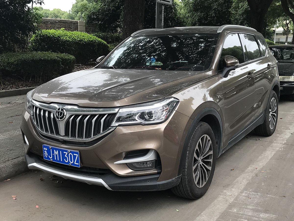 Brilliance V6 Wikipedia