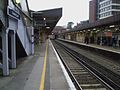 Bromley South stn slow eastbound platform looking west2.JPG