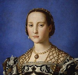 Partlet - Image: Bronzino Eleonora di Toledo col figlio Giovanni Google Art Project (cropped)