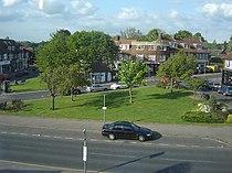Brookmans Park Village Green and shops - geograph.org.uk - 8909.jpg