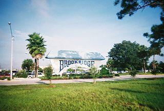 Brookridge, Florida Census-designated place in Florida, United States