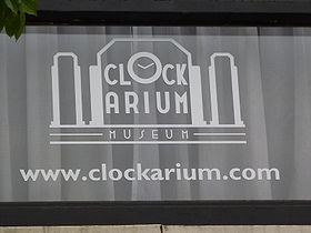 Image illustrative de l'article Musée du Clockarium
