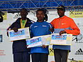 Bucharest Marathon 0910 - Marathon winners.jpg