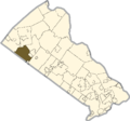 Bucks county - West Rockhill Township.png