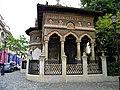 Bucuresti, Romania. BISERICA STAVROPOLEOS (2); (B-II-a-A-19464).jpg