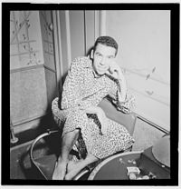 Buddy Rich, New York, N.Y., ca. Aug. 1946 (William P. Gottlieb 07351).jpg