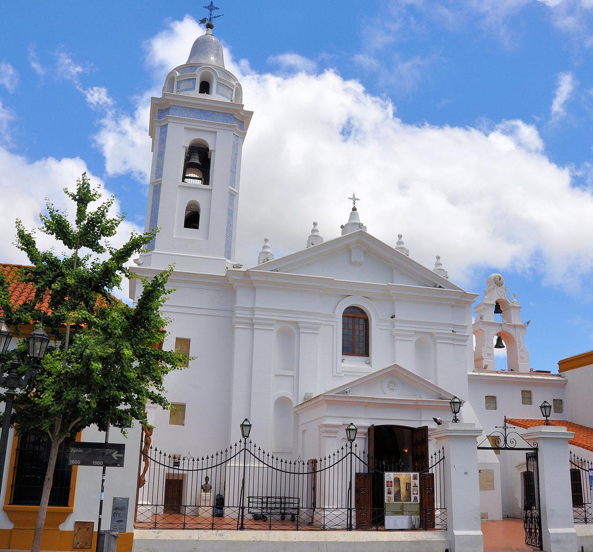 Basilique Notre-Dame-du-Pilier De Buenos Aires