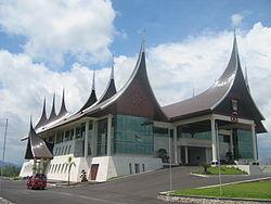 rumah gadang wikipedia bahasa melayu ensiklopedia bebas