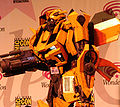 Bumblebee cosplayer at WonderCon 2010 Masquerade 1.jpg