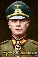 1942年的隆美尔元帅