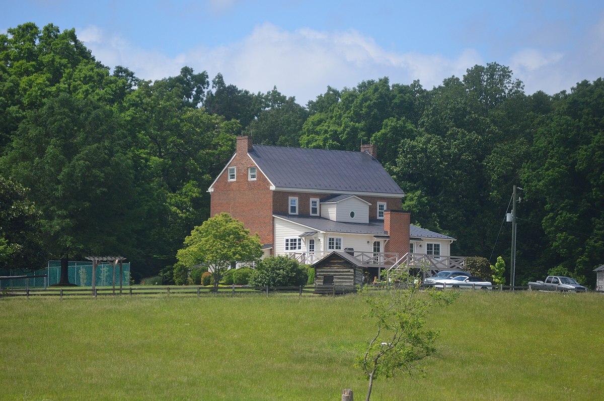 Burwell Holland House Wikipedia