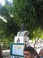 Busto de Zamenhof en Gêntilandia 02.JPG