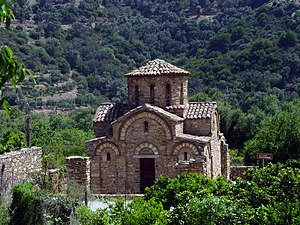 Museum of El Greco - Image: Byzantine church in Fodele 01, 2006 05 13