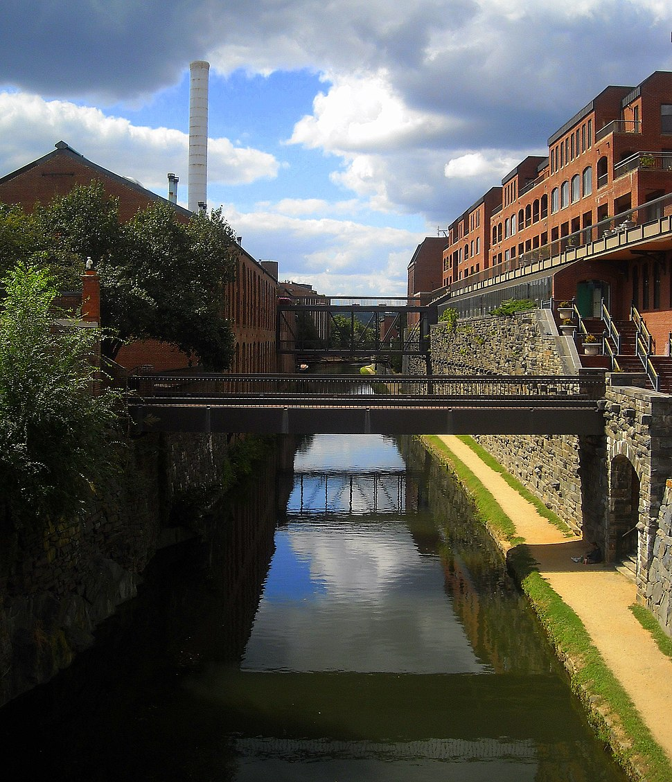 C%26O Canal - Georgetown