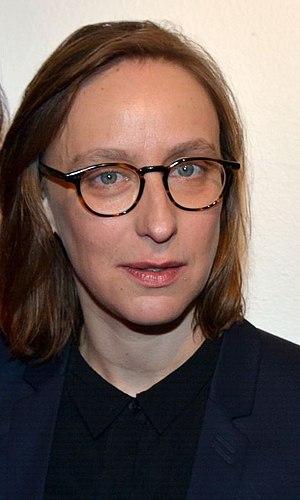 Céline Sciamma - Sciamma in February 2015