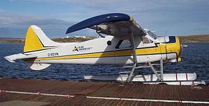 De Havilland Canada - C-FGYN Adlair Aviation Ltd. de Havilland Beaver (DHC2) Mk I on floats