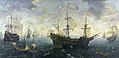 C.C. van Wieringen The Spanish Armada off the English coast.jpg