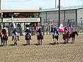 CGRA-Rocky Mountain Regional Rodeo 23 opening.JPG