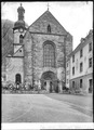 CH-NB - Chur, Kathedrale, vue partielle extérieure - Collection Max van Berchem - EAD-7009.tif