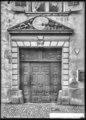 CH-NB - Genève, Maison, Porte d'entrée, vue partielle - Collection Max van Berchem - EAD-8713.tif