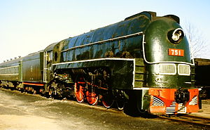 China Railways SL7 - Image: CNR SL 751