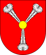 COA bishop SK Harrach Johann Ernst.png
