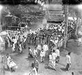 COLLECTIE TROPENMUSEUM Bruiloft te Ngulaq Musi Harimau Zuid-Sumatra TMnr 10002982.jpg