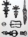 CSC 1076 Eine awarische Gegenstände des Matynovka-Typus aus dem slawischen Brandgraberfriedhof von Sarata Monteoru, Donau bis zum Mittlerer Dnjepr-Horizont des 6. bis 7. Jahrhunderts.jpg