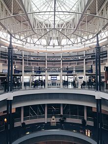 Cincinnati/Northern Kentucky International Airport - Wikipedia
