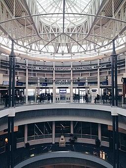 CVG Airport Terminal
