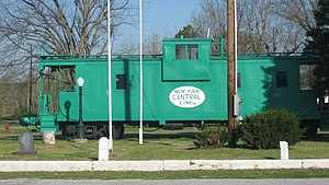 Caboose at Olmstead Depot.jpg