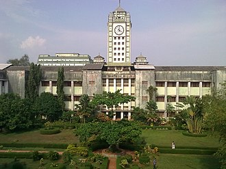 Kerala model - Calicut Medical College in Kozhikode. Kerala has around 2,700 government medical institutions in the state, with 330 beds per 100,000 population, the highest in the country.