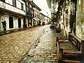Calle Crisologo in Vigan City.JPG