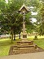 Calvary in the churchyard at St. Stephen's Church, Sneinton - geograph.org.uk - 1899912.jpg